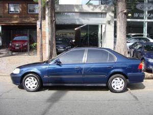 Honda Civic 1.6 LX Aut usado  kms