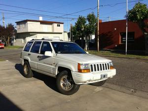 Jeep Grand Cherokee Limited V8 Modelo 99