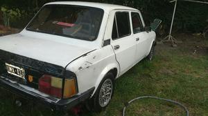 Fiat 128 Gnc