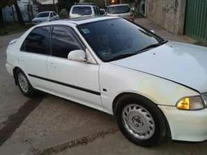 Honda Civic 1.6 EX usado   kms