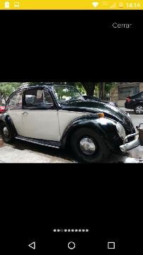 Volkswagen Escarabajo Otra Versión usado  kms