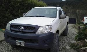 Hilux 4x4 Cabina Simple