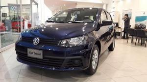 Volkswagen Gol Trend Adjudicado 1.6 Manual 5 puertas