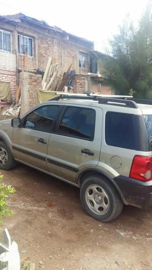 Ford Eco Sport Modelo  Nafta Y Gas