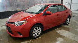 Toyota Corolla Otra Versión usado  kms
