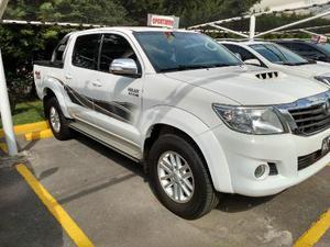 Toyota Hilux 3.0 4x4 SRV TDi DC Aut usado  kms