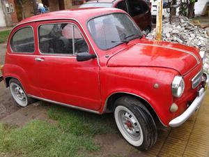 FIAT 600 R REMATO!
