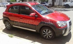 Toyota Etios Hatchback Cross