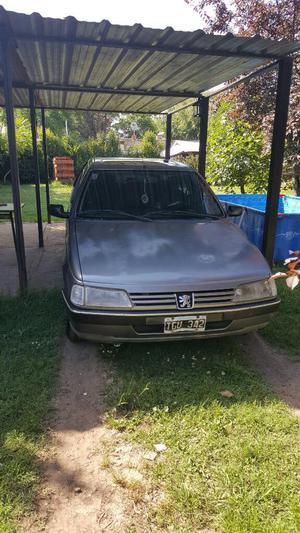 Vendo Peugeot 405 Año