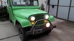 Jeep IKA 4x4 Motor Chevrolet 230 C/GNC y RTO vigente. PRECIO
