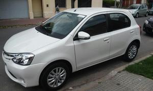 Toyota ETIOS XLS 5P FULL 0km mod ENTREGA INMEDIATA