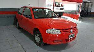 Volkswagen Gol 3p. Power Plus Aa  Rojo