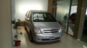 Chevrolet Meriva Gls Año  con Gnc