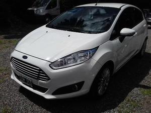 Ford Fiesta Kinetic Otra Versión usado  kms