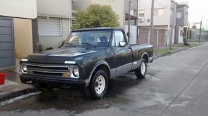 VENDO Chevrolet C NAFTA/GNC
