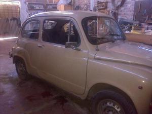 Fiat 600 R usado  kms