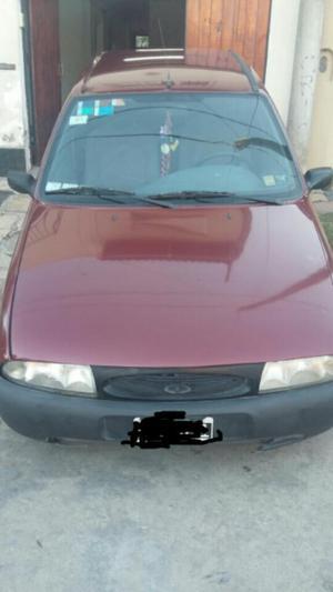 Vendo Fiesta Modelo 98 Diesel. $