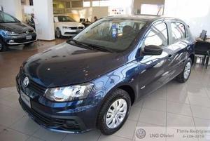 Volkswagen Gol Trend 1.6 MSI 5Ptas. Connect (101cv)
