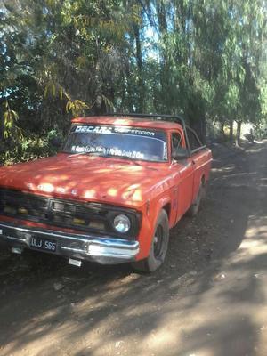 Camioneta Dodge 100 Vendo O Permuto