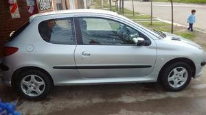 Vendo 206 Mod  Cn 136mil Km Nafta1.4