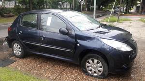 Peugeot 207 Chocado Dado de Baja