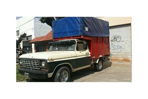 Ford Otro, , Nafta y GNC