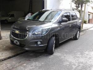 Chevrolet Spin LTZ 1.8 7 Pas