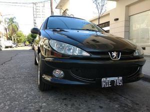 Peugeot 206 XS Premium usado  kms