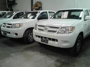 Toyota Hilux 2.5 4x4 DX DC