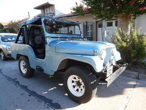 Jeep Ika modelo