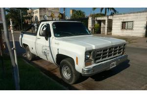 Chevrolet C, Nafta y GNC