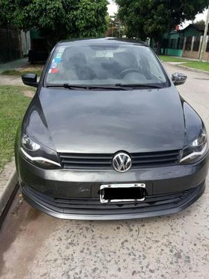 Volkswagen Voyage 1.6 Confortline Nafta/gnc,unico Dueño.