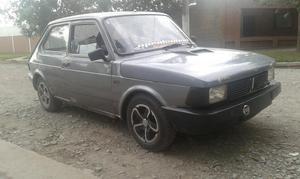 Vendo Fiat 147 Mod 91. Detalles de Chapa