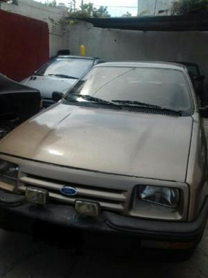 Ford Sierra Gl Nafta Nunca Gnc