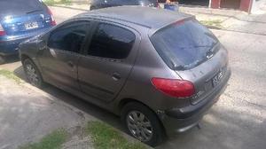 Peugeot 206 Premium 1.6 5p usado  kms