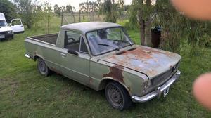 Camioneta Fiat 125
