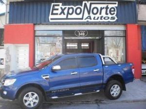 Ford Ranger XLT 4x4 Cabina Doble usado  kms