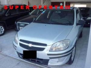 Chevrolet Celta 3 ptas LS + AA usado  kms