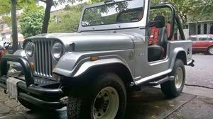 Jeep Ika Modelo 58