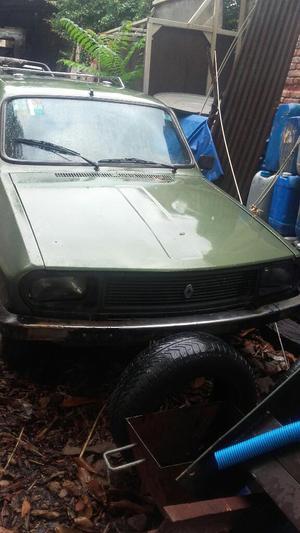 Vendo Renault 12 Brek Mod 81
