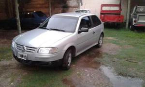 Volkswagen Gol 3P 1.6 Power Dh Aa usado  kms