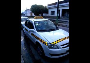 Taxi Chevrolet Classic , Licencia de Capital