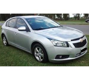 Vendo Chevrolet Cruze LT 5 puertas