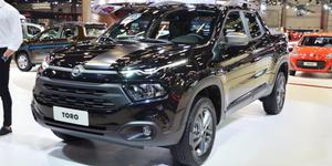 Fiat Toro BLACK JACK, Financiada,solo hasta Agotar stock