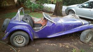 Lotus Seven Réplica, Motor Fiat