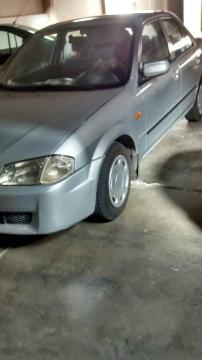 Mazda 323 GLX 4P Aut usado  kms