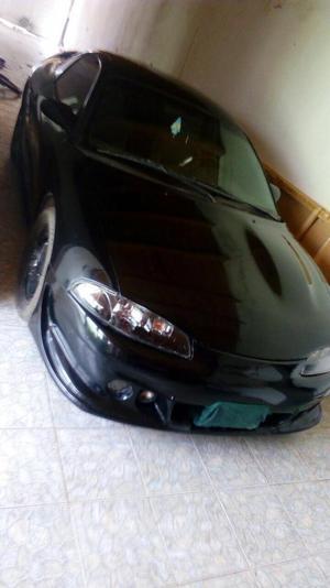 Mitsubishi Eclipse Gst V