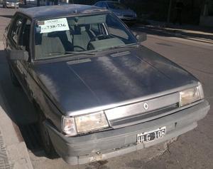Vendo Renault 11 Mod. 93 c/GNC