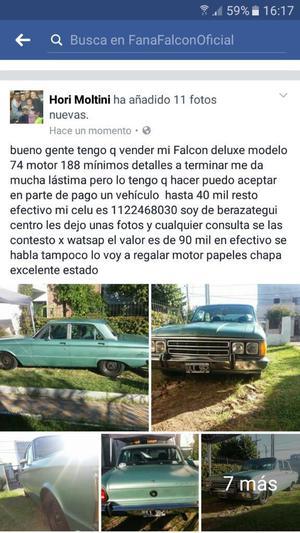 Falcon Deluxe 188