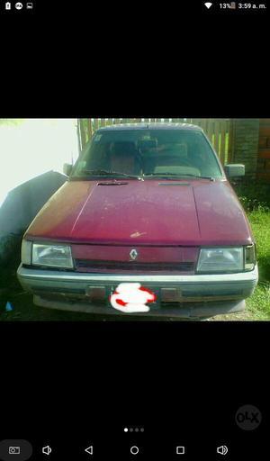 Renault 11 Gnc Y Nafta  Pesos